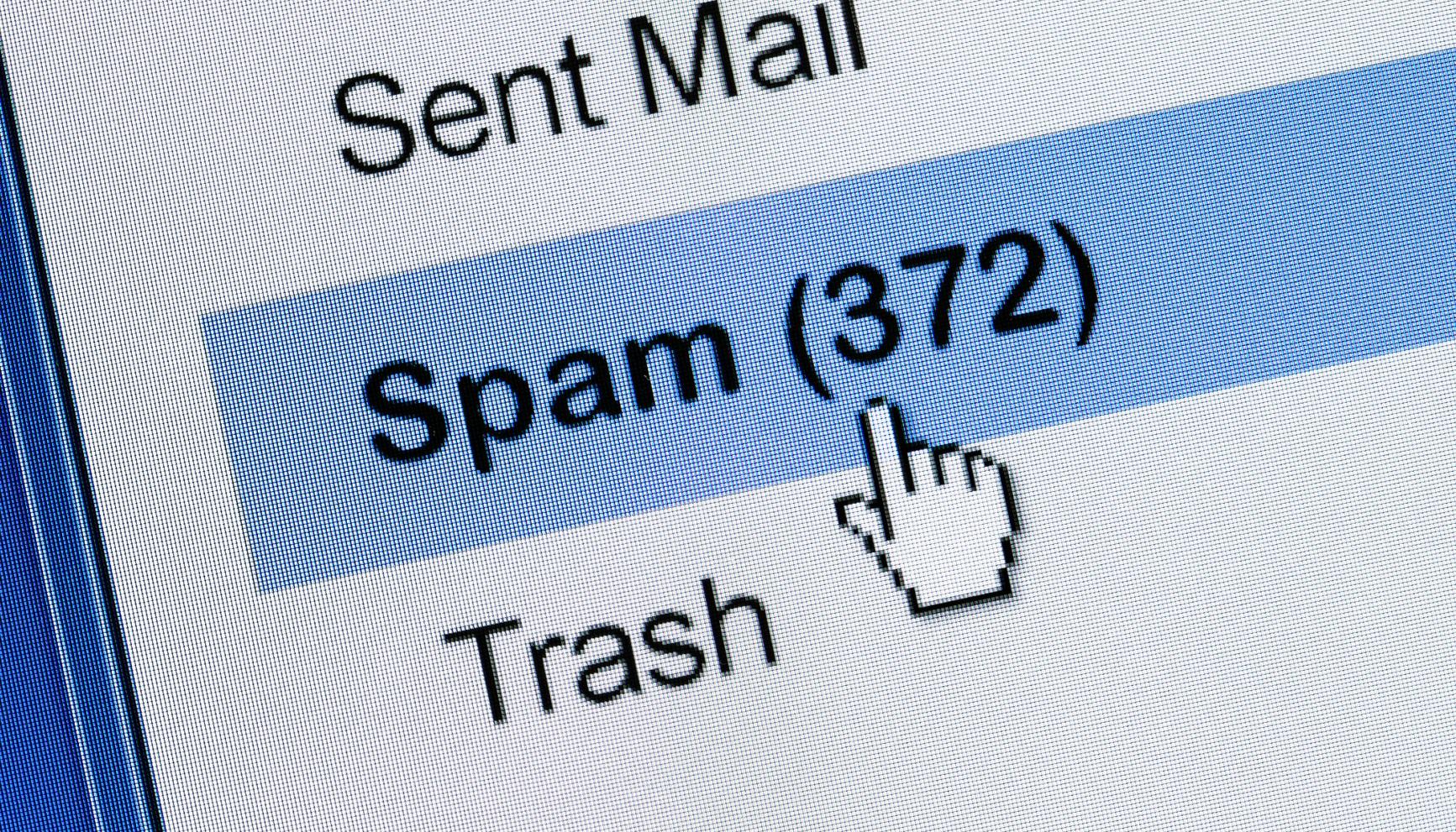 España, el pais que más spam recibe del mundo